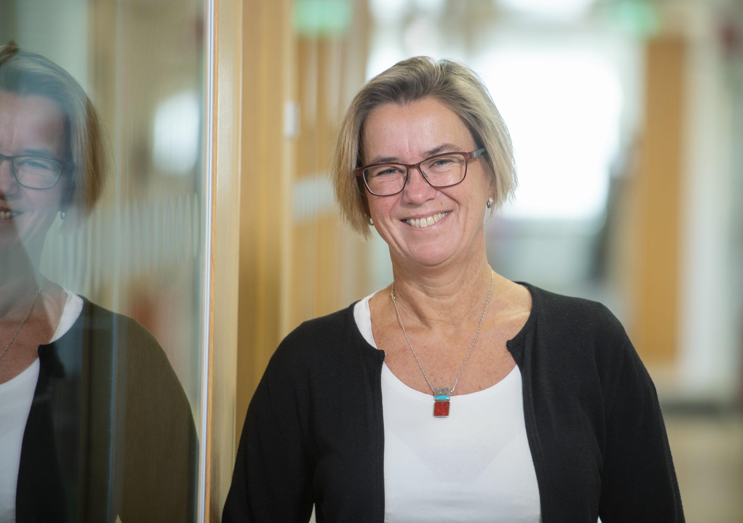 Bild på Lotta Håkansson